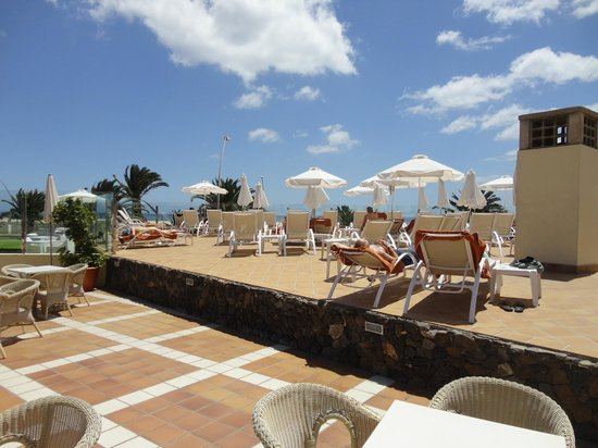 SENTIDO Buganvilla Hotel & Spa: zonnen
