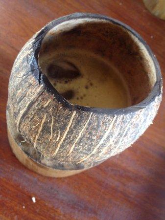 Chalet Tropical Village: Juice ummm
