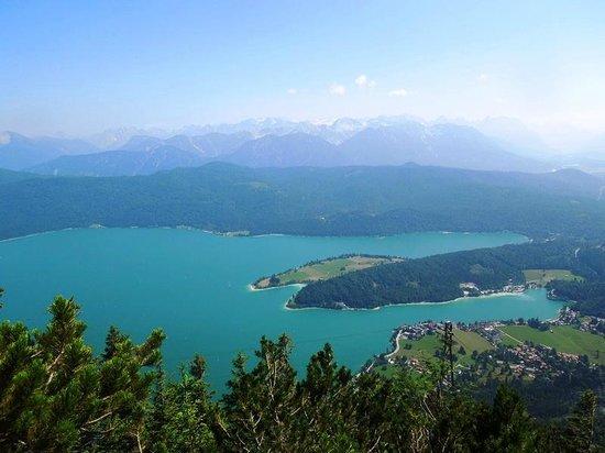 Lake Walchensee