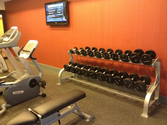 Hampton Inn & Suites Buffalo: Fitness Center