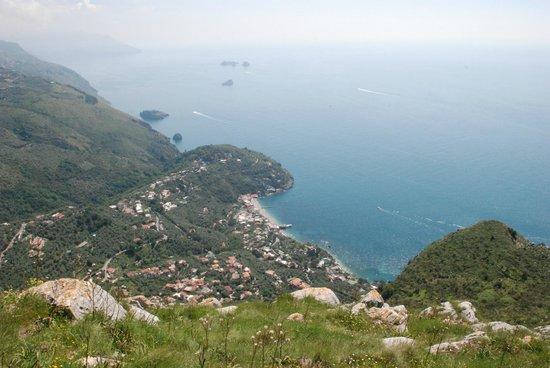 Villaggio Resort Nettuno : the view over Nettuno