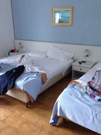 Hotel Eufemia : Camera