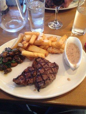 Deano's graze & grill: Top class