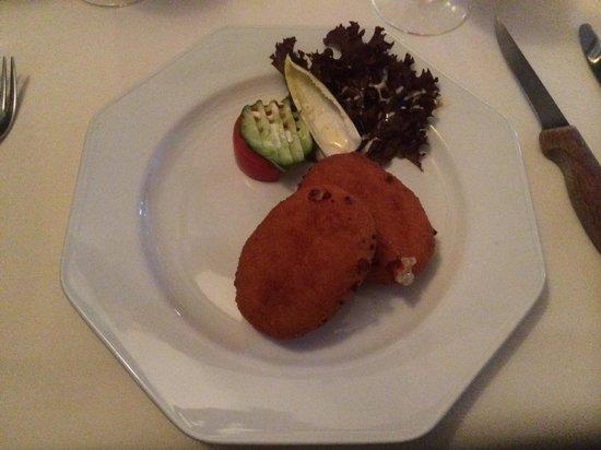 Pieter Pourbus : Cheese croquettes!!! Yum!!