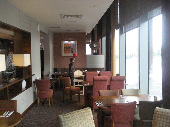 Premier Inn Belfast Titanic Quarter Hotel: How sad?