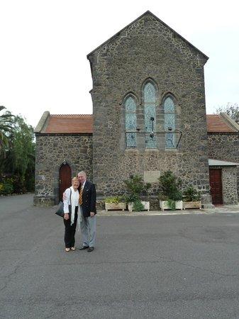 Parque Taoro: The Church