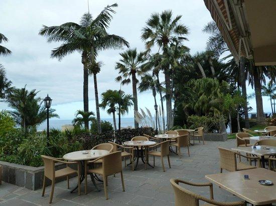 Parque Taoro: Hotel Tigaiga