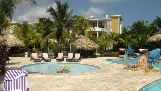 The Reserve at Paradisus Punta Cana : The Kiddie Pool Area