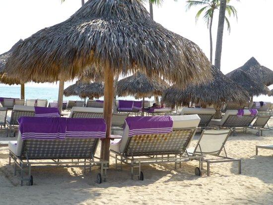 The Reserve at Paradisus Punta Cana: Cabanas at the Beach