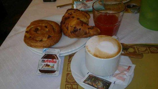 Sirio Hotel: colazione
