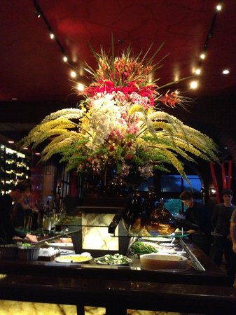 Texas de Brazil: Salad bar