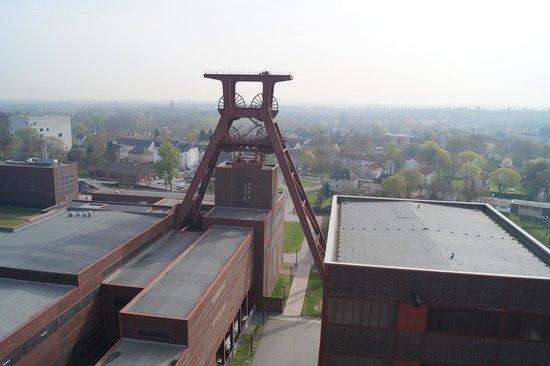 Zeche Zollverein Essen: Témoignage nostalgique d'une si intense activité