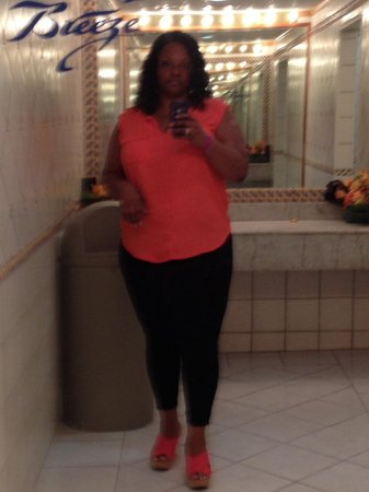 Breezes Resort & Spa Bahamas : Selfie where you can