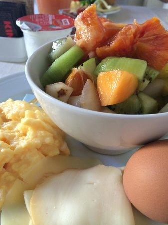 VOI Donna Camilla Savelli Hotel : breakfast