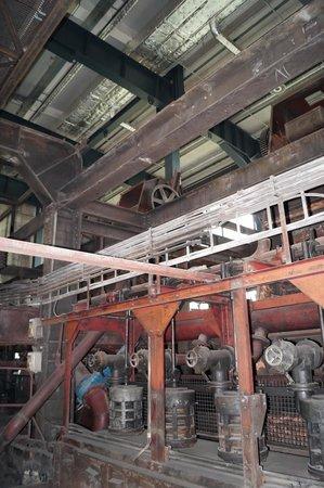 Zeche Zollverein Essen: Tapis transporteurs de charbon