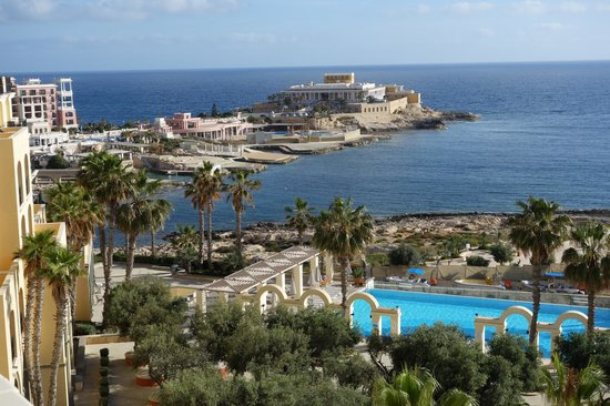 Hilton Malta: Great sea views