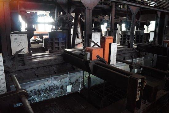 Zeche Zollverein Essen: Lavage du charbon