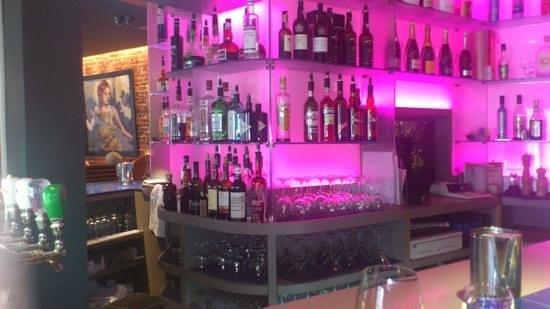 Restaurant 1640 : the bar