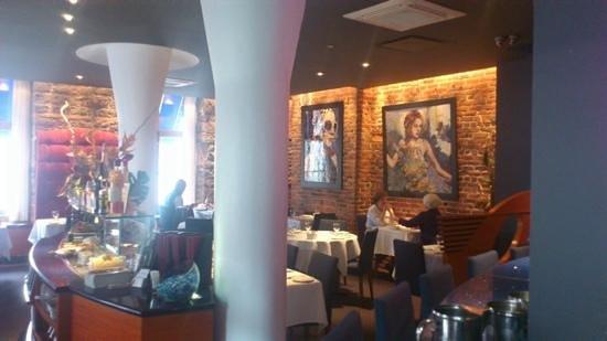Restaurant 1640 : cozy dinning room