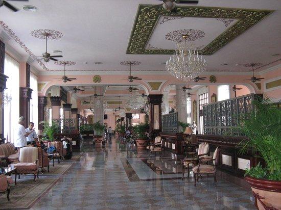Hotel Riu Palace Riviera Maya: Recepción