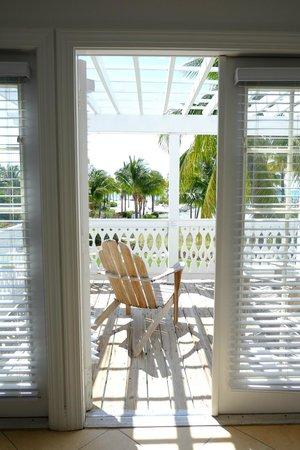 Tranquility Bay Beach House Resort : Balcony