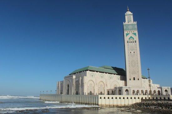 Mosquée Hassan II : Mesquita 1