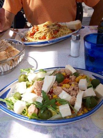 Bruno : A delicious lunch