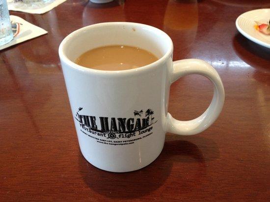 The Hangar Restaurant & Flight Lounge: Hangar coffee mug