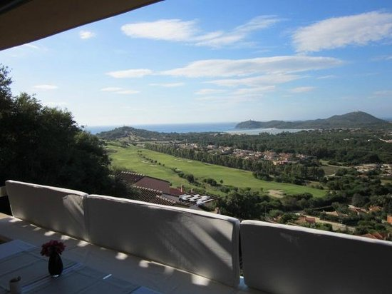 Relais Abaton, Exclusive B&B: Panorama dalla terrazza