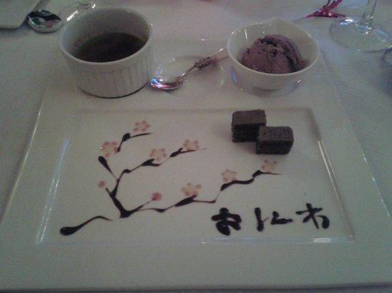 Oniwa : Le dessert