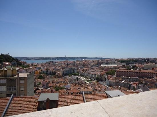 Lisbon Spirit - Walking Tours: view from start of tour