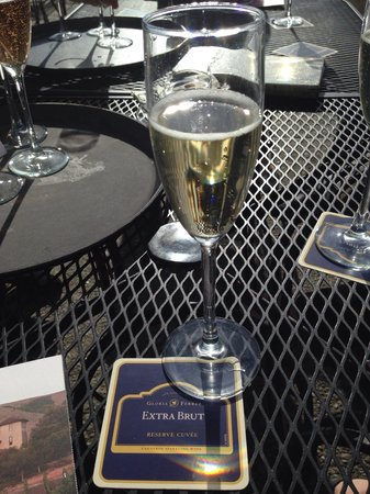Gloria Ferrer Champagne Caves: A perfect toast