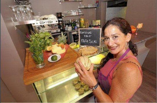La Table a Deniz: Cuisine fait maison 14 août la Provence