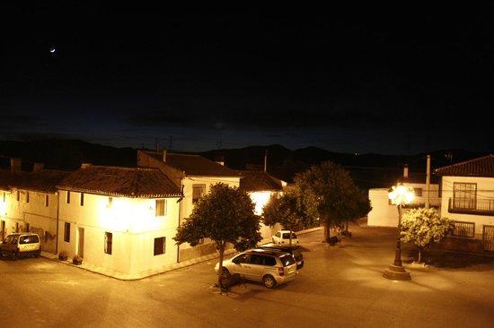 Amalurra Granada: Vistas desde la habitación
