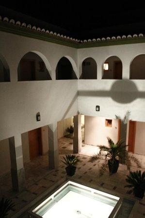 Amalurra Granada: Zona común