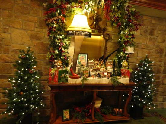 The Inn at Christmas Place : Exit from elevator 3rd floor