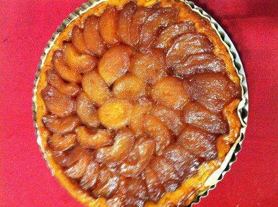La Table a Deniz: Tarte tatin aux pommes comme à la maison