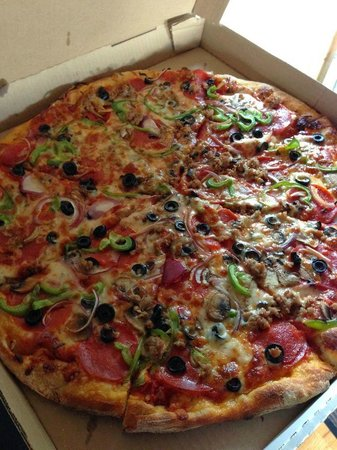 Marzano's Pizza Pie: Combination