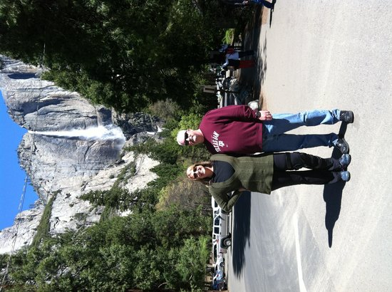 Discover Yosemite : Lunch stop