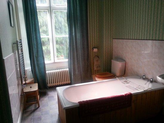 The Hayes: Massive bathroom 2 - no shower