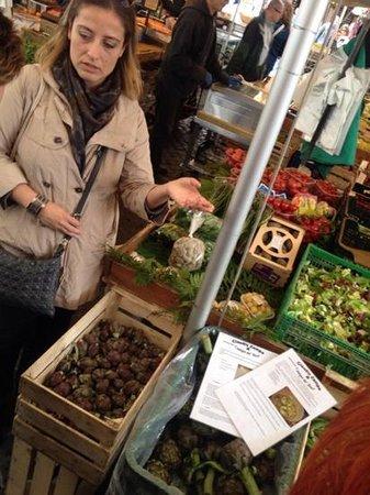 Gourmetaly Food Tours : Francesca