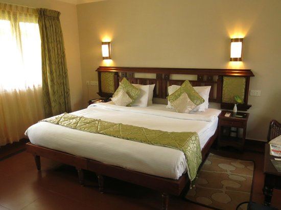 Greenwoods Resort: Hotelroom