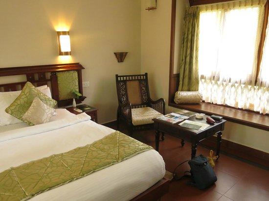 Greenwoods Resort: Hotelroom