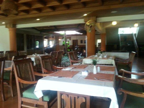 Greenwoods Resort : Restaurant