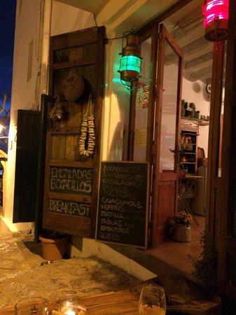 Vara de Rey Guest House: Escalinata