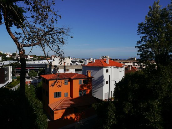 Amazonia Estoril Hotel: View from Balcomy