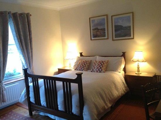Green Lane House : Groud level room with en-suite