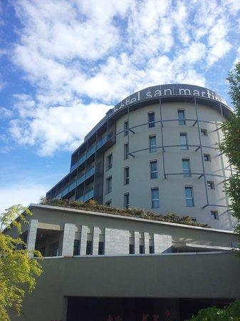 Quality Hotel San Martino: esterno