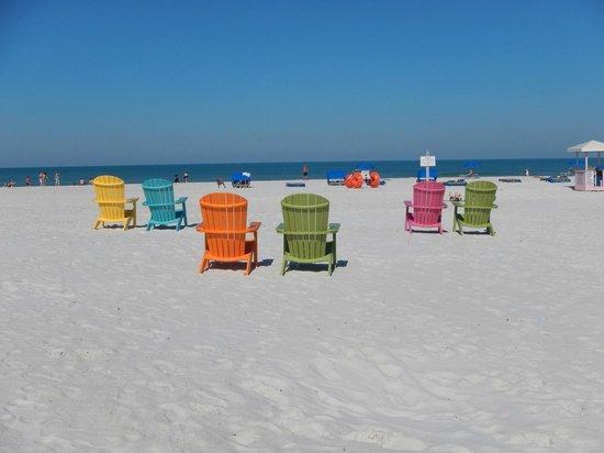 Plaza Beach Hotel - Beachfront Resort : Beach area