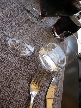 La Bussola: Table